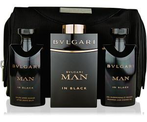 000aafbc83 Buy Bulgari Man Black Cologne Set (EdT 100ml + SG 75ml + ASB 75ml + ...