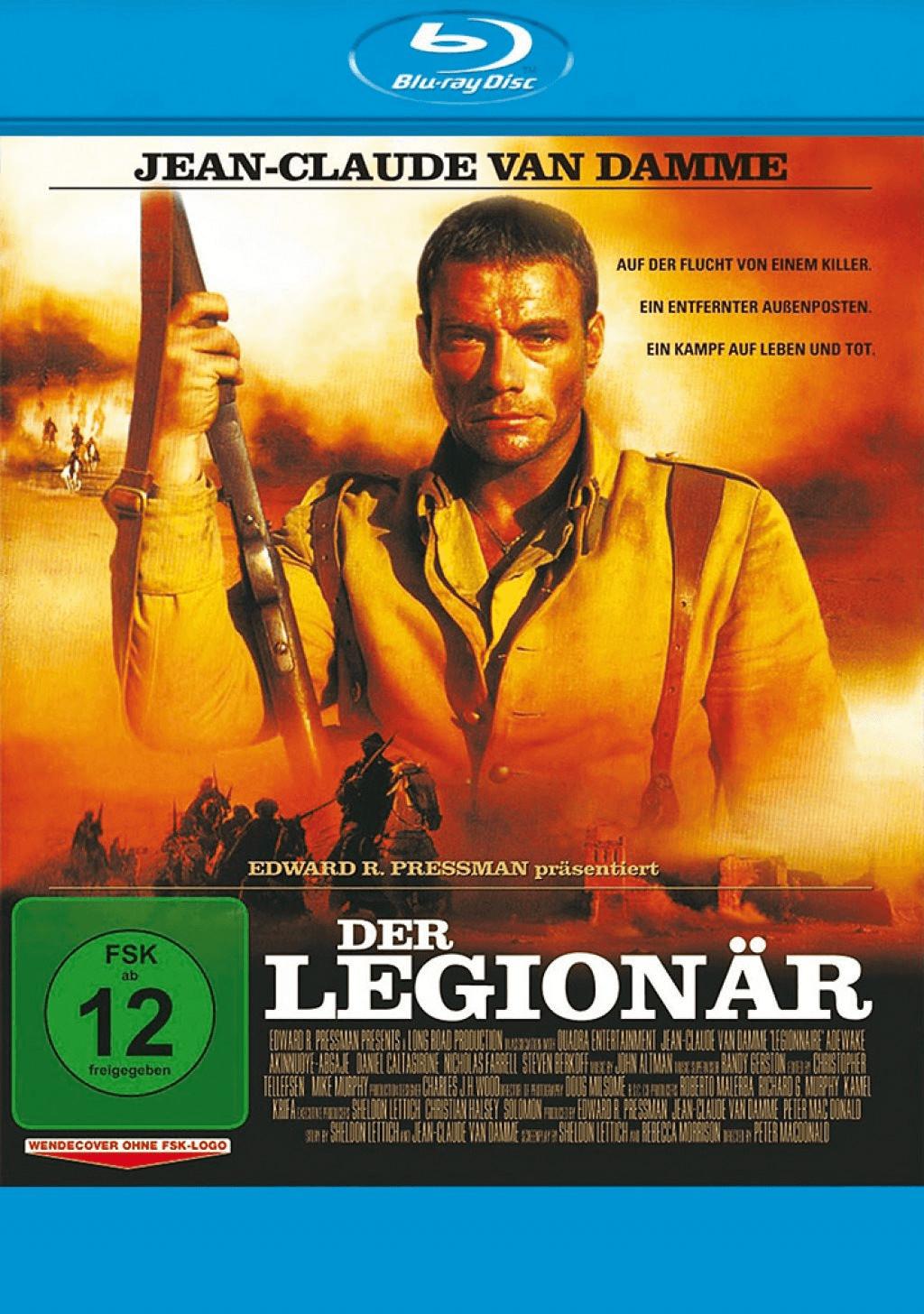 Image of Der Legionär