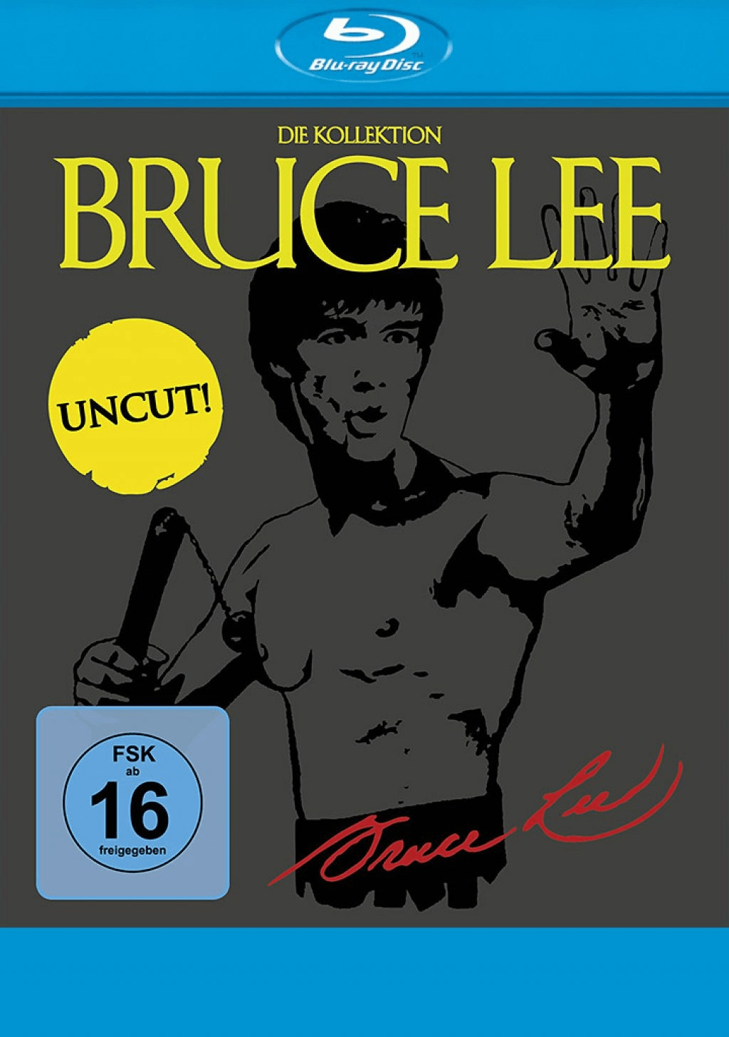Bruce Lee - Die Kollektion - Uncut