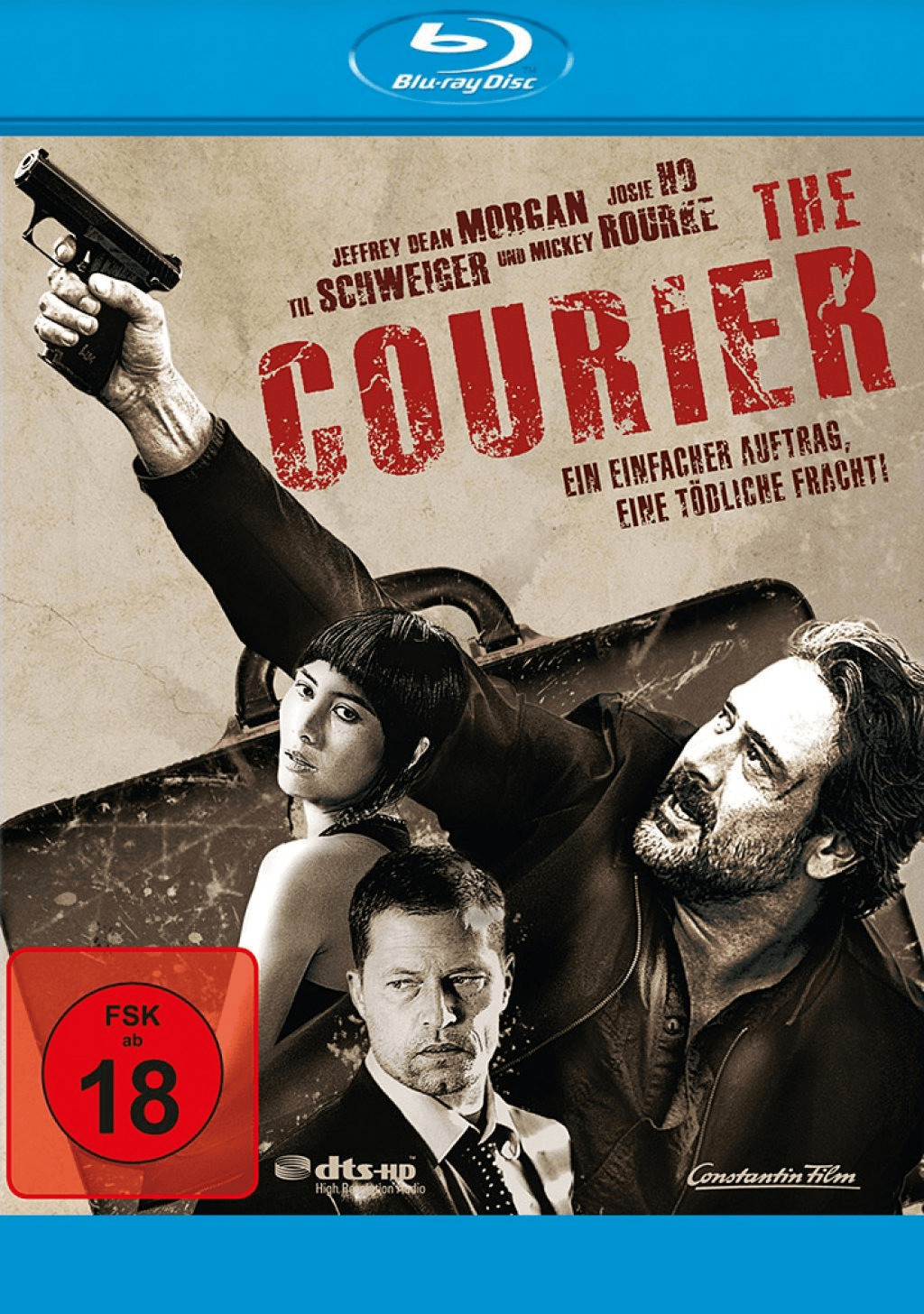 Image of The Courier