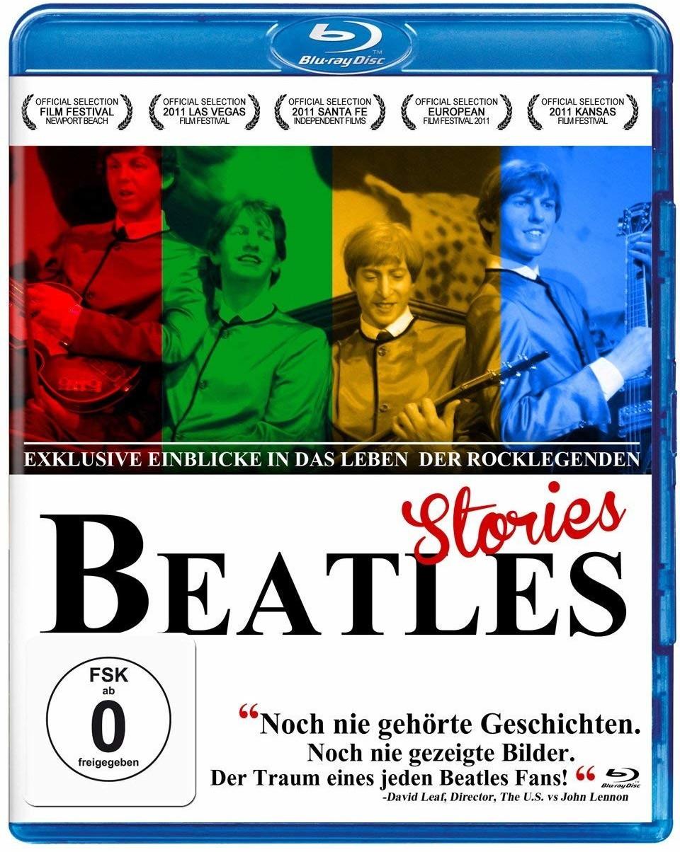 Image of Beatles Stories