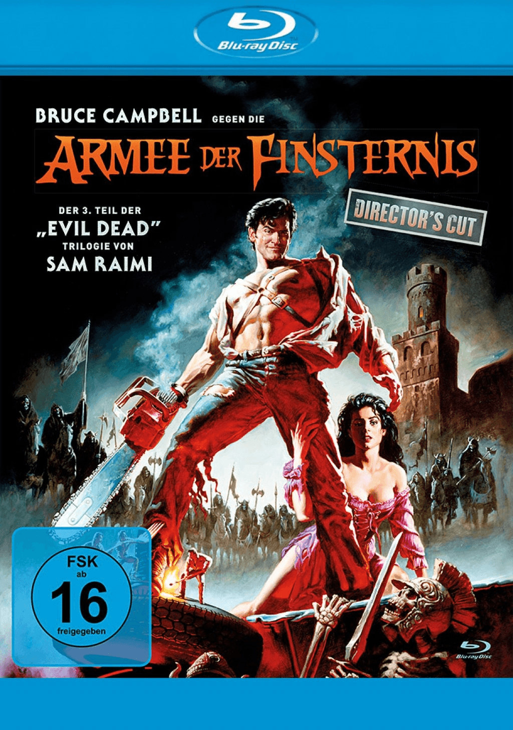 Image of Armee der Finsternis [Director's Cut]