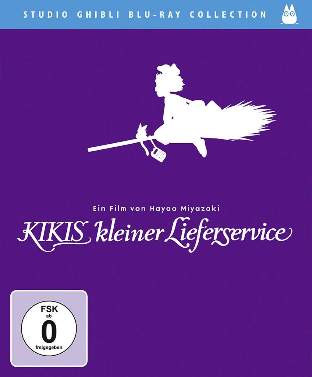 Kikis kleiner Lieferservice (Studio Ghibli Blu-ray Collection)