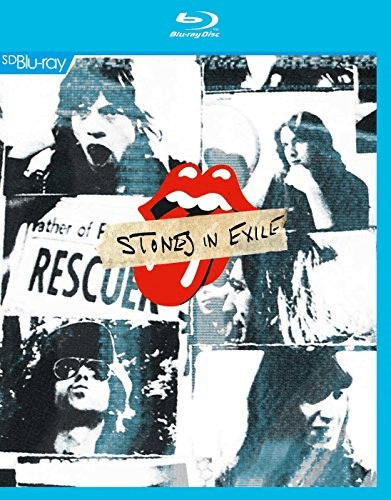 Image of Rolling Stones - Stones in Exile
