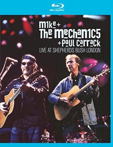 Image of Mike & The Mechanics - Live At Shepherds Bush