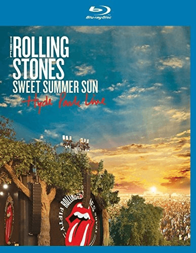 Image of Rolling Stones - Sweet Summer Sun/Hyde Park Live