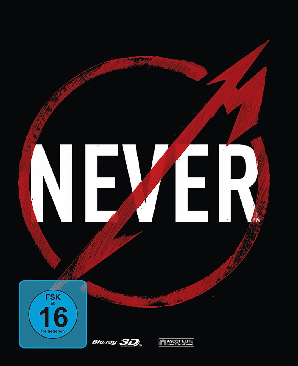 Image of Metallica Steelbook 3D - Through The Never 2 - Disc [Limited Edition]