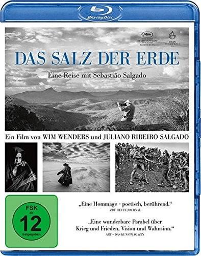 Das Salz der Erde (Special Edition) [Blu-ray]
