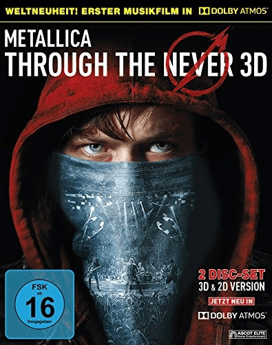 Image of Metallica - Through the Never - Dolby Atmos