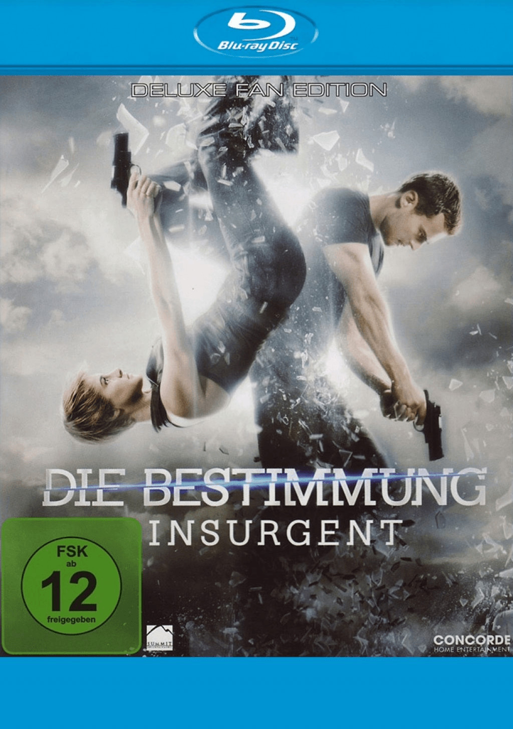 Image of Die Bestimmung - Insurgent [Deluxe Fan Edition]