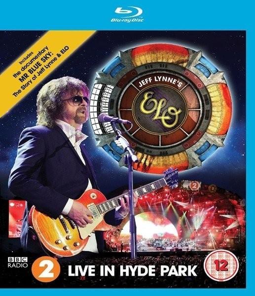 Image of Jeff Lynne's ELO - Live in Hyde Park [Blu-ray]