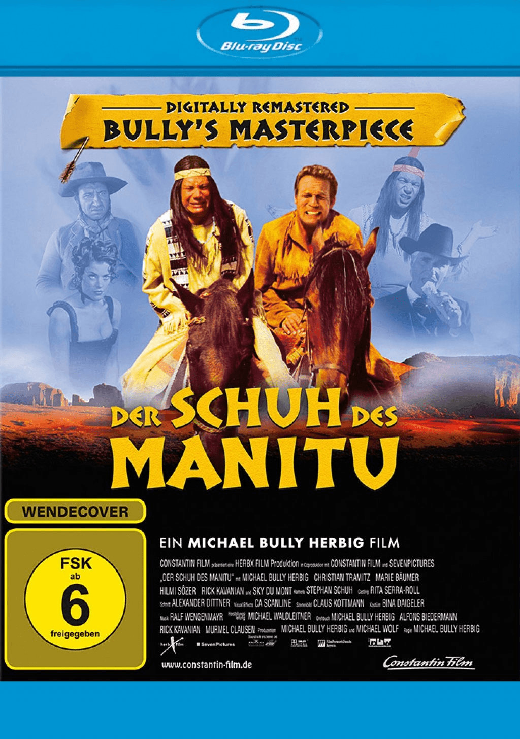 Image of Der Schuh des Manitu - Digitally Remastered