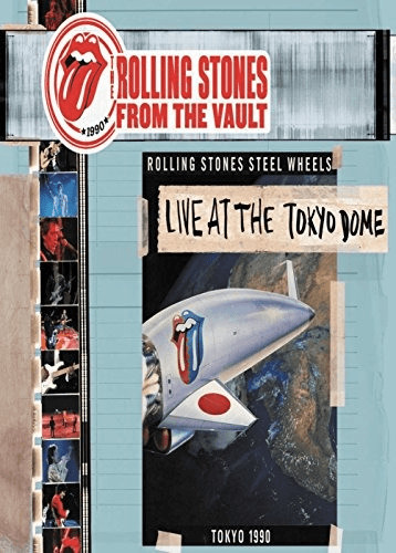 Image of The Rolling Stones - From the Vault/Live at the Tokyo Dome 1990