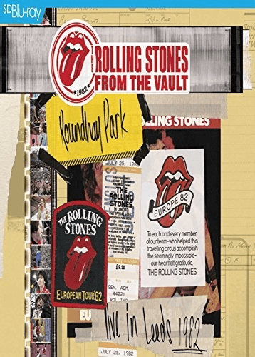 Image of The Rolling Stones - From The Vault: Live in Leeds 1982
