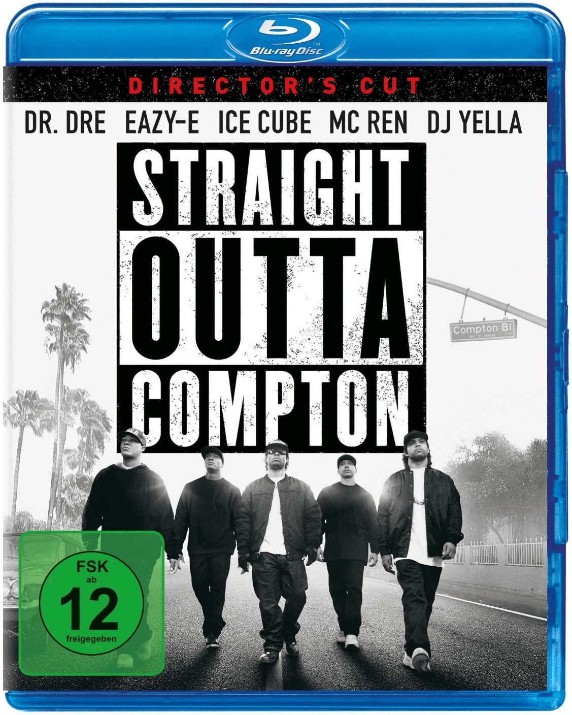 Straight Outta Compton [Director's Cut]