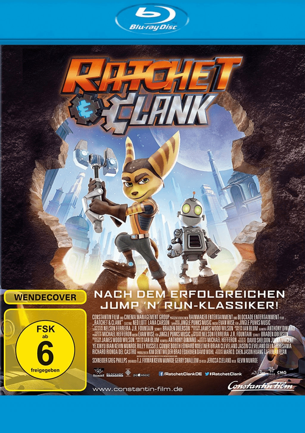Image of Ratchet & Clank