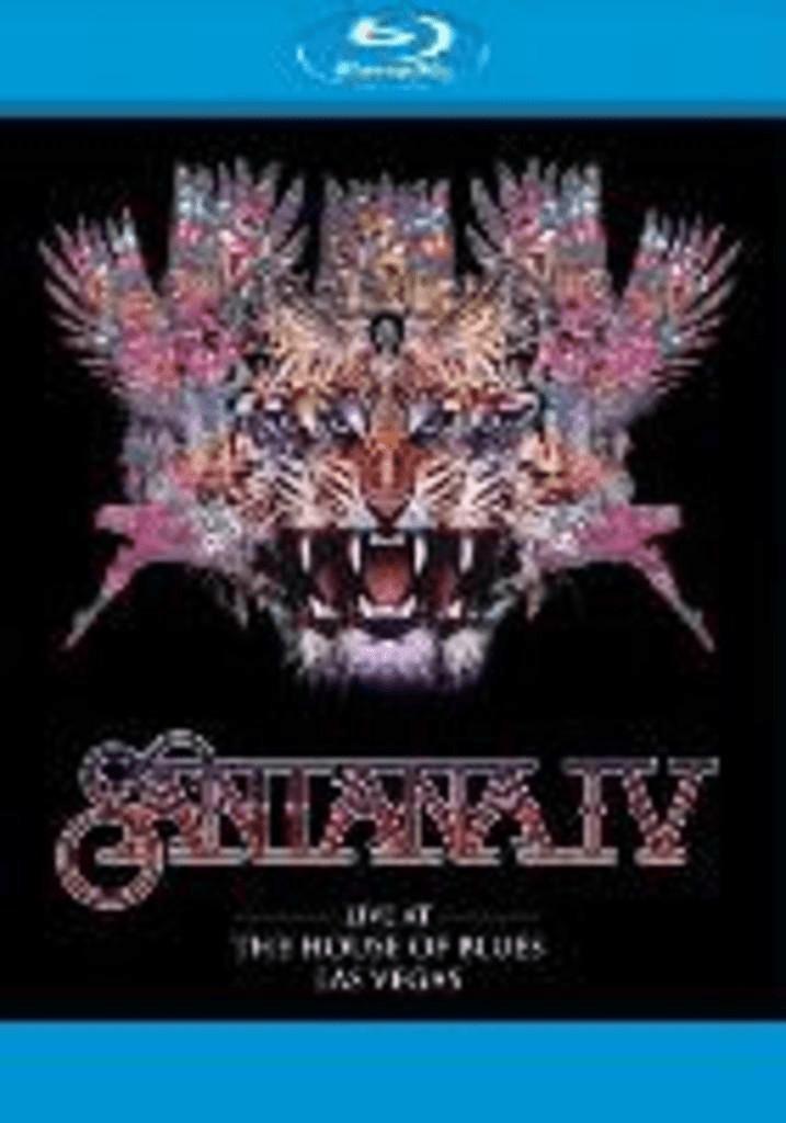 Image of Santana IV - Live At The House of Blues - Las Vegas [Blu-ray]