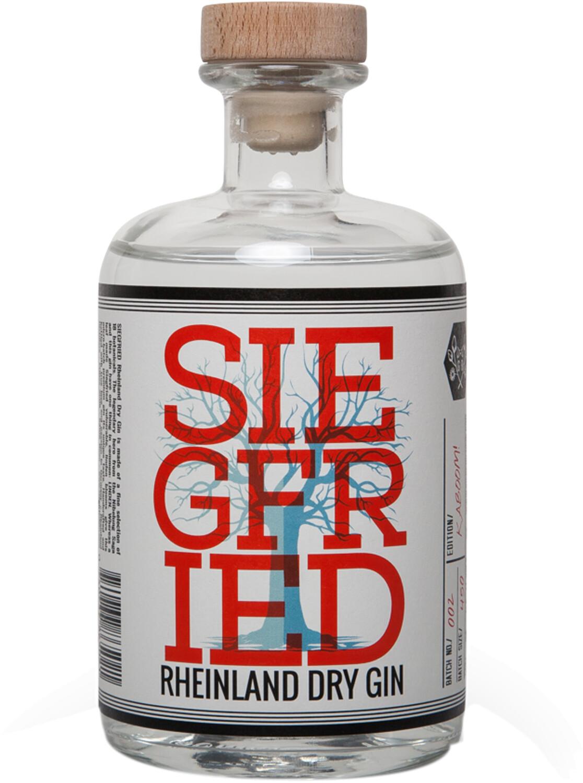 Siegfried Rheinland Dry Gin 0,5l 41%