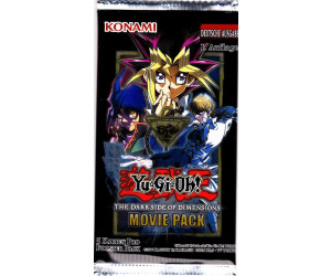 Yu Gi Oh The Dark Side Of Dimensions Movie Pack Booster Ab 499