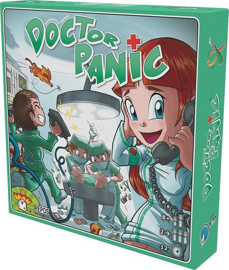 Doctor Panic (polnisch)