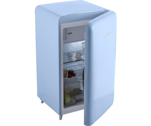 klarstein popart retro fridge ab 305 99 preisvergleich bei. Black Bedroom Furniture Sets. Home Design Ideas