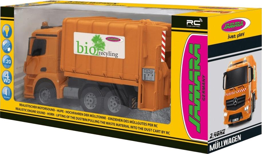 Jamara Müllwagen Mercedes Antos 1:20 2,4G (405079)