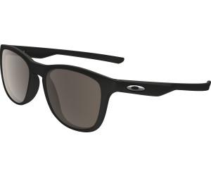 Oakley Trillbe-X Iridium Polarized Sonnenbrille Schwarz/Blau L6rdTHJUg