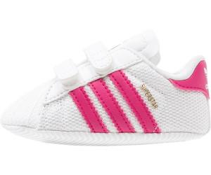 84bc3ba1c0731 Adidas Superstar Baby white bold pink white au meilleur prix sur ...