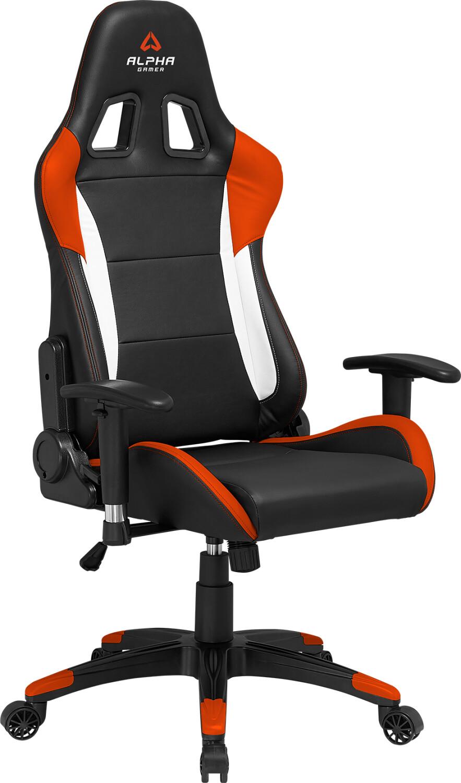 Alpha Gamer Orion orange