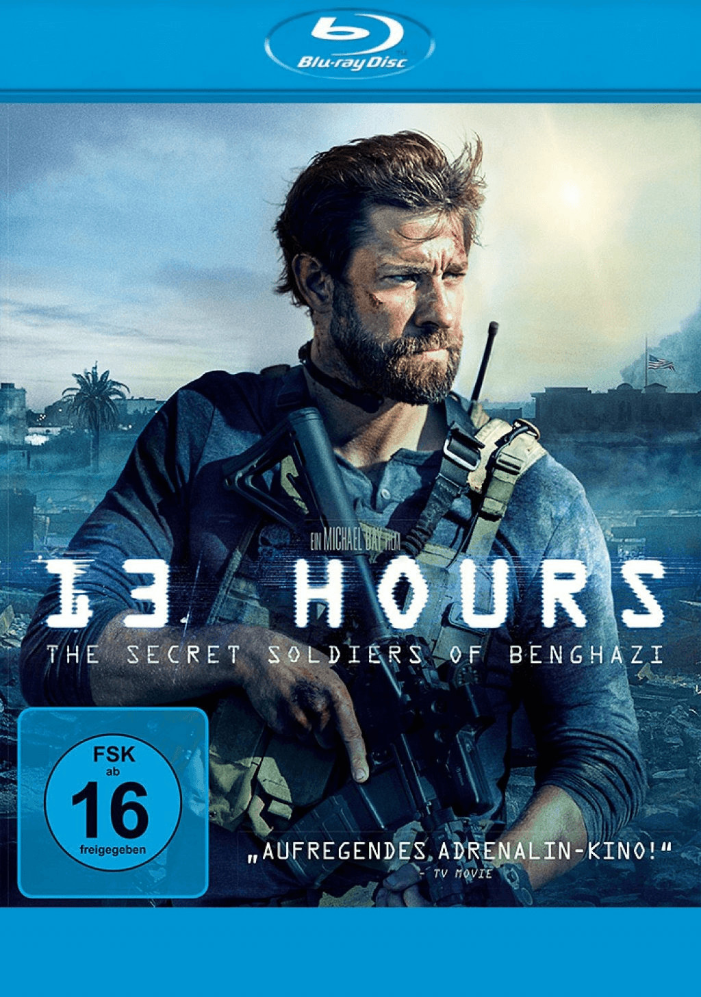 Image of 13 Hours - The Secret Soldiers of Benghazi