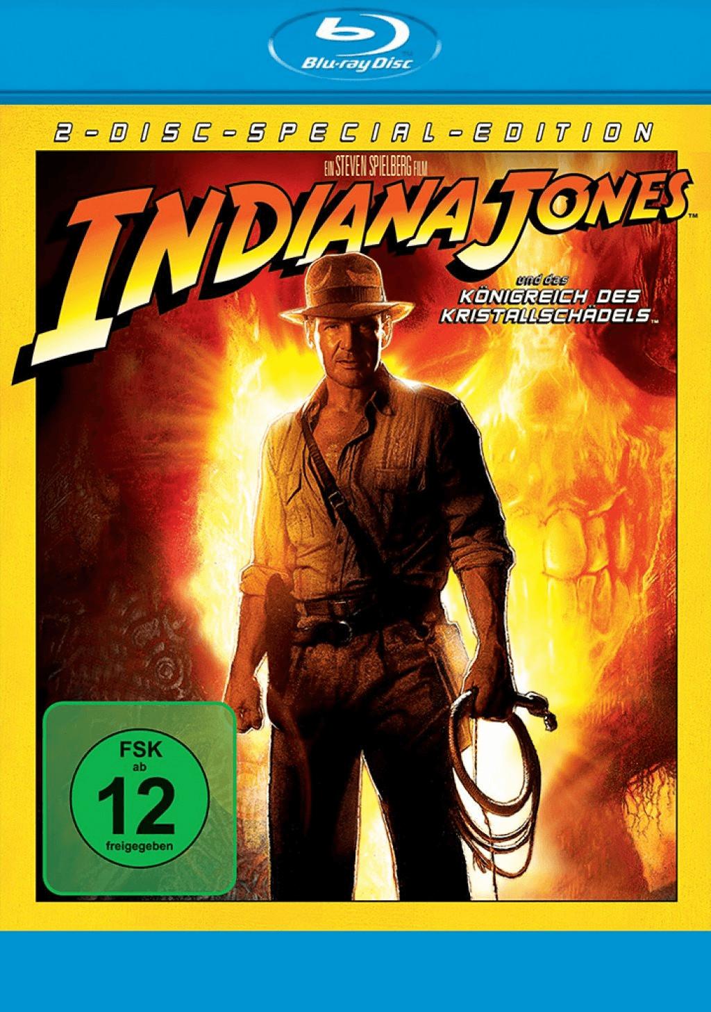 Indiana Jones & das Königreich des Kristallschädels