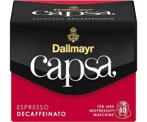 f97e0806e461c9 Dallmayr capsa Espresso Decaffeinato (10 Port.) ab 2,48 ...