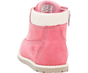 Buy Timberland Pokey Pine Hook and Loop Boot 6 Inch Side Zip