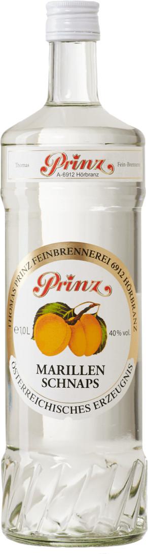 Prinz Marillenschnaps 1l 40%