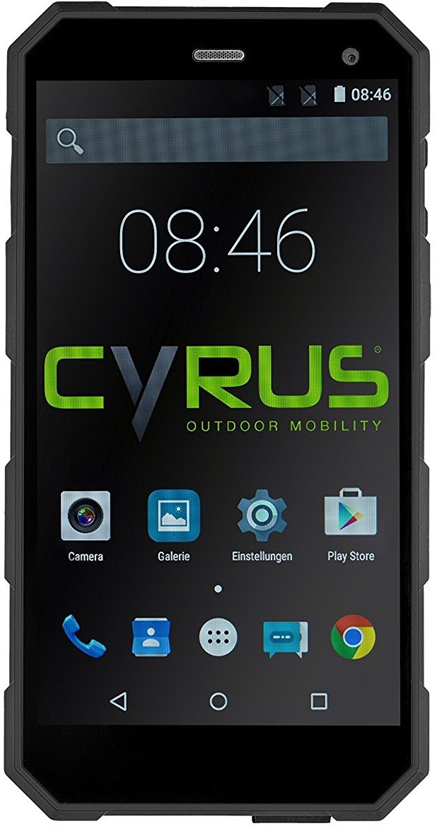 Cyrus CS24 Outdoor Smartphone Dual-SIM 16 GB 12.7 cm (5 Zoll)