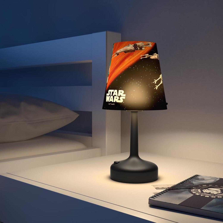 Philips Star Wars Nachttischlampe