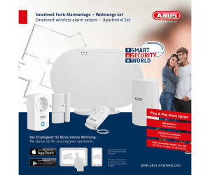 abus smartvest fuaa35200a ab 355 00 preisvergleich bei. Black Bedroom Furniture Sets. Home Design Ideas