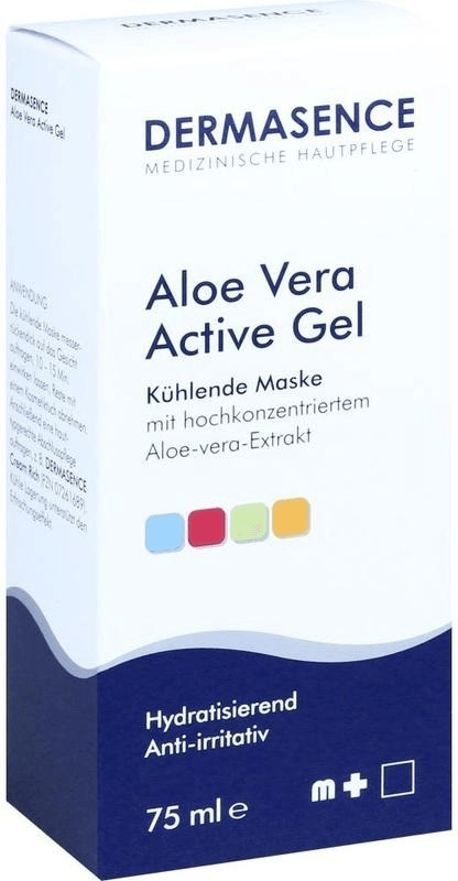 Dermasence Aloe Vera Active Gel (75ml)