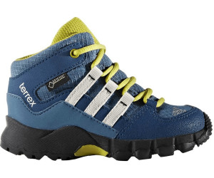 adidas TERREX Mid GTX I Kinderwanderschuhe grün blau