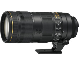 Nikon AF-S Nikkor 70-200mm f2.8E FL ED VR