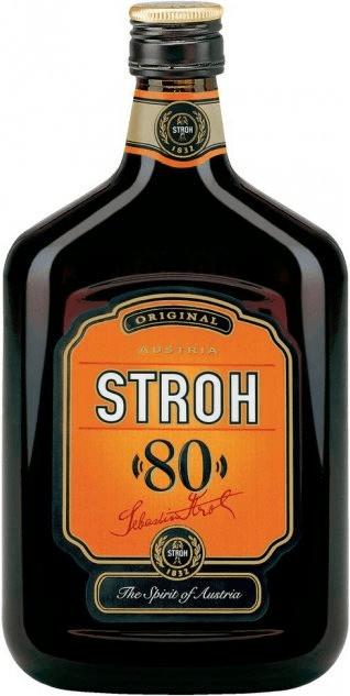 Stroh Original 1l 80%