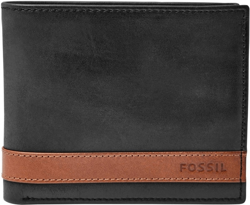 Fossil Quinn black (ML3653)