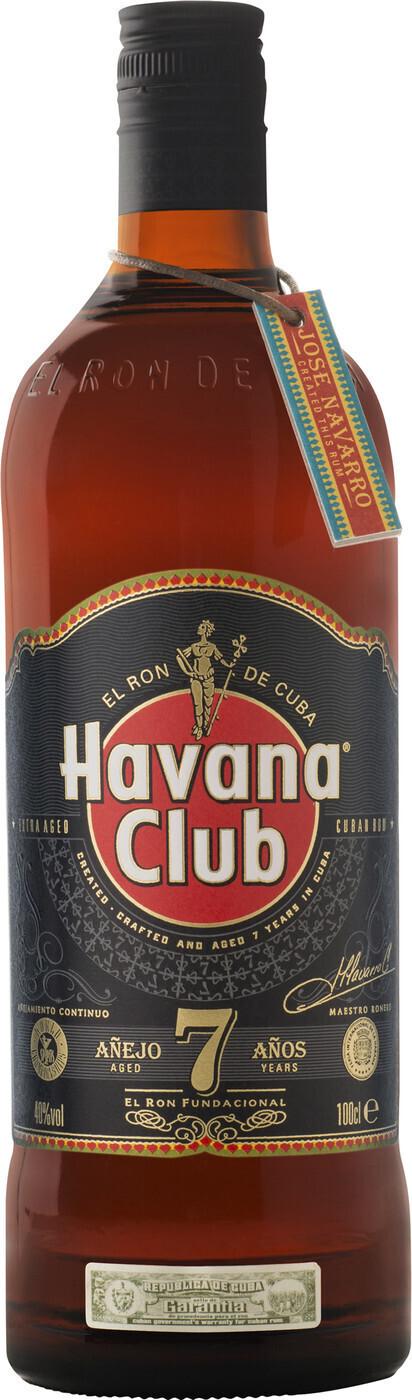 Havana Club Añejo 7 Años 0,7l 40%