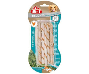 8in1 Delights Twisted Sticks Ab 3 51 Preisvergleich