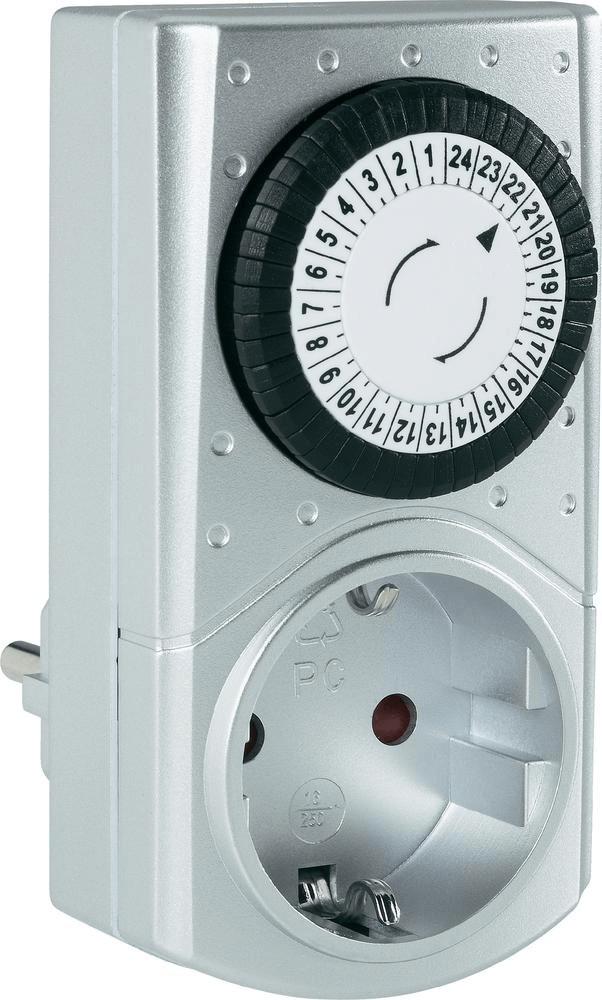 GAO Steckdosen-Zeitschaltuhr analog IP20