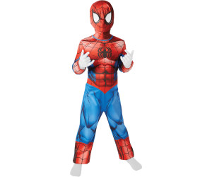 rubie 39 s ultimate spiderman classic kost m f r kinder 620680 ab 16 93 preisvergleich bei. Black Bedroom Furniture Sets. Home Design Ideas