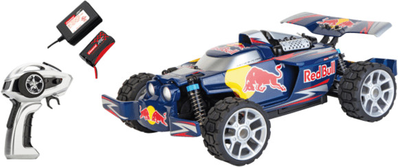 Carrera RC Red Bull Buggy NX2 Profi