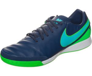 Nike TiempoX Mystic V IC Herren Hallenfussballschuh Blau