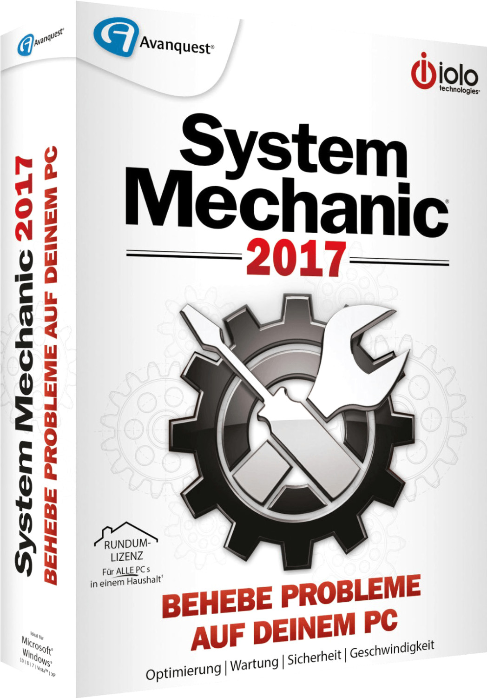 Iolo System Mechanic 2017