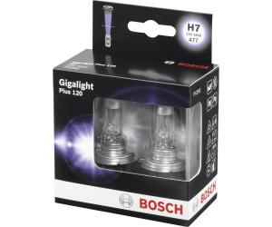bosch h7 gigalight plus 120 duo set au meilleur prix sur. Black Bedroom Furniture Sets. Home Design Ideas